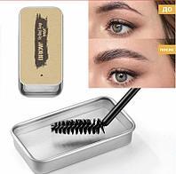 Мыло для укладки бровей brow styling soap, гель для укладки бровей