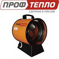 Электрическая тепловая пушка 3 кВт ТТ-3 тепловентилятор