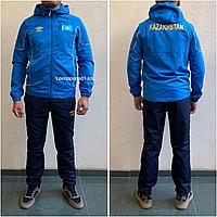Мужские спортивные костюмы (спортивка) Umbro Казахстан (055)