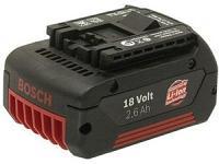 Аккумулятор Bosch 2607336092 2.6 Ач
