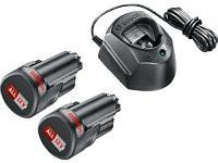 Аккумулятор Bosch GAL 1210 CV + PBA 12V 1600A01L3E