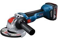 Шлифмашина Bosch GWX 18V-10 06017B0102