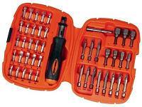 Набор инструментов Black & Decker A7039-XJ 45 предметов, фото 1