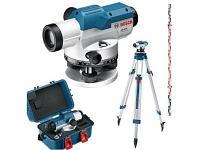 Оптический нивелир Bosch GOL 20 D + BT 160 + GR 500 0601068402