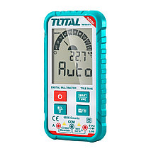 Мультиметр цифровой TOTAL арт.TMT460013