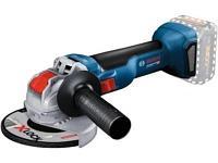 Шлифмашина Bosch GWX 18V-10 06017B0100