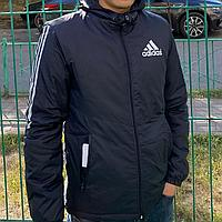 Легкая куртка, ветровка мужская Adidas (1252)