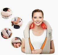 Массажер для шеи, спины и плеч с инфракрасным прогревом Massager of Neck Kneading Опт/Розн