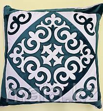 Наволочка королевский велюр 70х70, фото 2