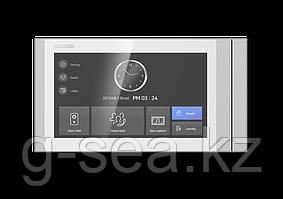 Монитор видеодомофона KCV-T701SM(W) White Kocom
