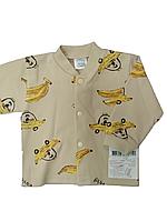 Кофточка clariss игривое настроение бананы 56 р