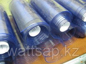 Ленточные шторы, теплоизолирующие завесы из ПВХ ширина 20см, толщина 1,5 мм