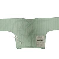 Распашонка clariss перфарированный хлопок зеленная 56 р