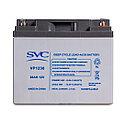 Батарея, SVC, 12В 38 Ач, Размер в мм.: 195*165*175, фото 2