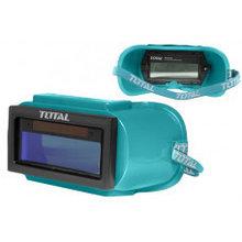 Автозатемняющиеся сварочные очки TOTAL арт.TSP9402