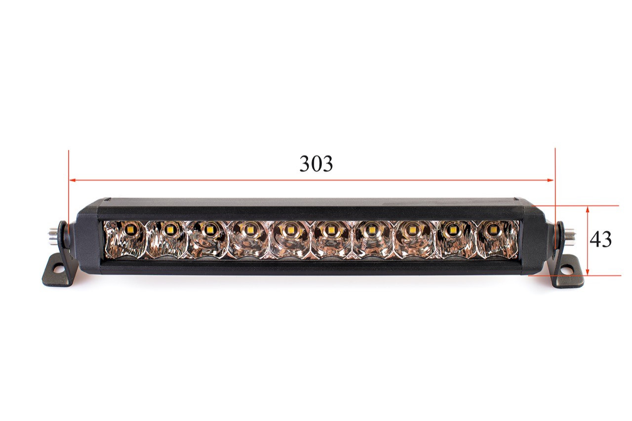 Люстра светодиодная 303мм / 50W Cree- T4