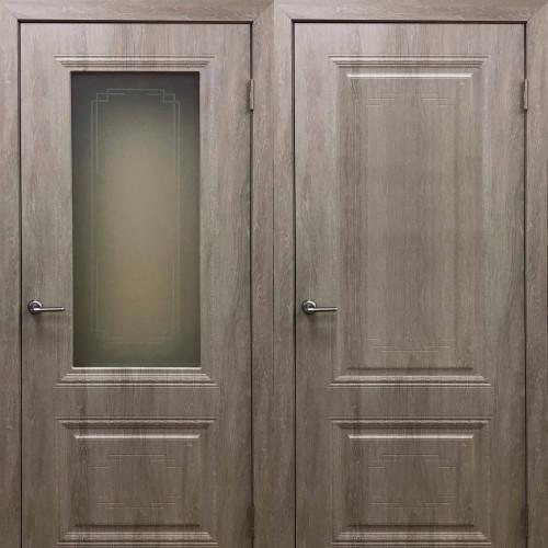Межкомнатная дверь Ника седой дуб