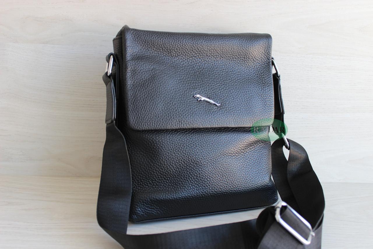 Мужская сумка через плечо Jaguar