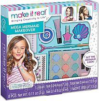 Набор детской декоративной косметики «Русалочка» Make It Real