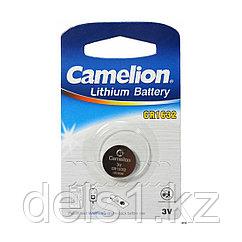 Батарейка, CAMELION, CR2025-BP1, Lithium Battery, CR2025, 3V, 220 mAh, 1 шт.