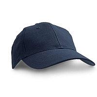 Бейсболка CHRISTIAN 100% xлопок канва, синяя