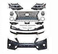 Рестайлинг комплект на Lexus RX 2009-12 в 2012-15 дизайн F-sport, фото 1