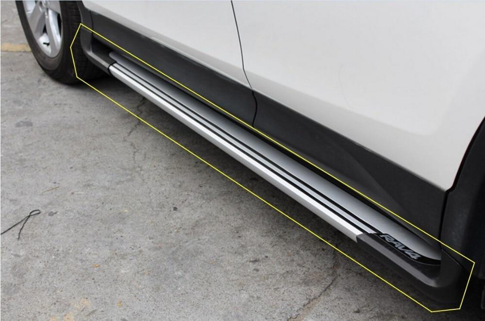 Защита порогов d57 труба черная Hyundai Tucson
