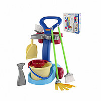 Детский набор для уборки Чистюля