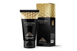 Titan Gel Gold гель для повышения потенции и увеличения полового члена, 50мл