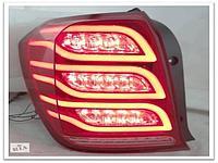 LED задние фонари комплект Шевроле Кобальт (Chevrolet Cobalt)