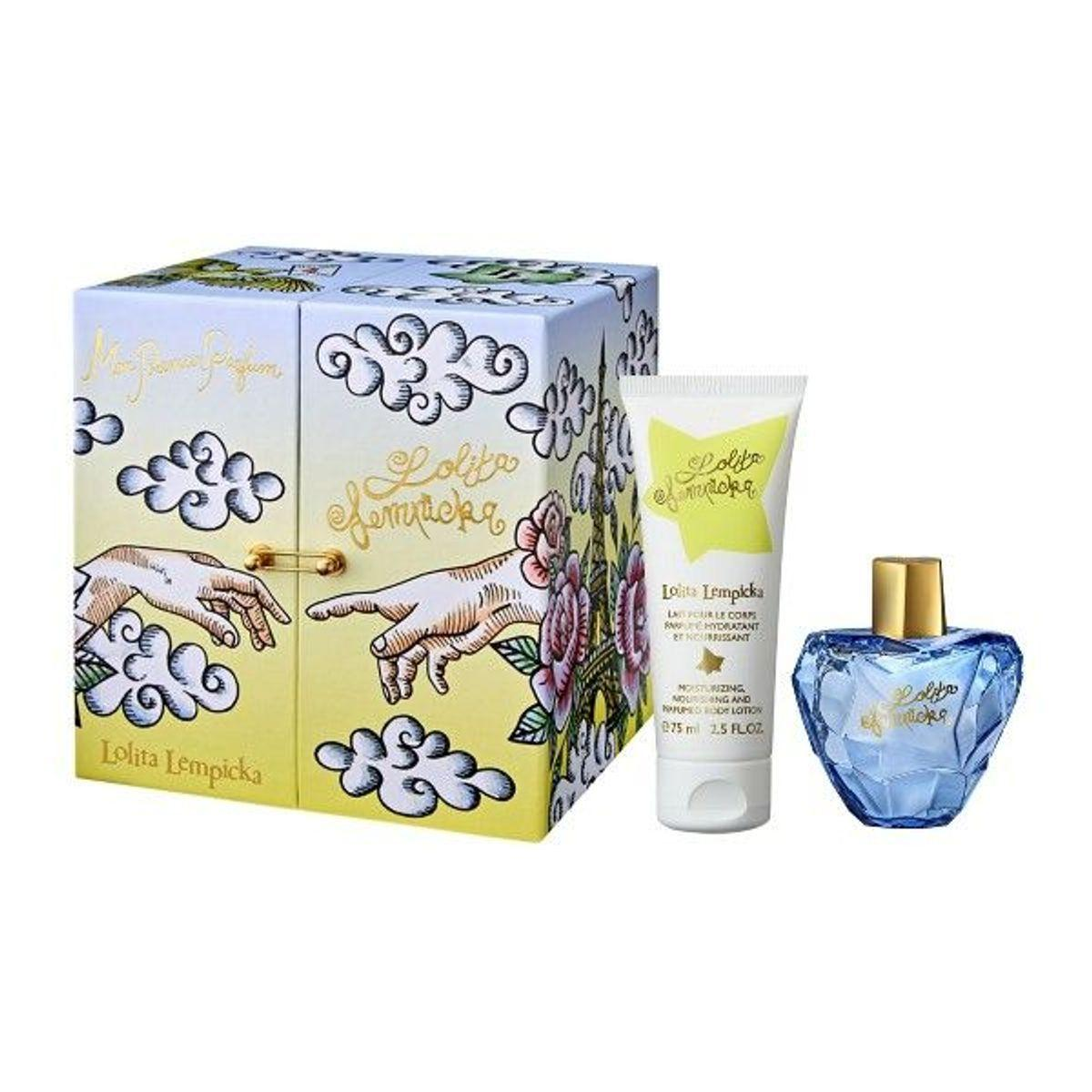 Lolita Lempicka Mon Premier Gift Set edp 50ml+ body lotion 75ml