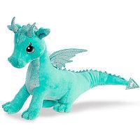 Мягкая игрушка Aurora Дракон, мятный