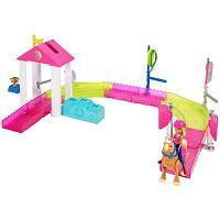 """Игровой набор Barbie """"В движении"""" Скачки FHV66"""