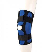 Фиксатор колена с полицентричным шарнирами разъемный F 1293 M, черный