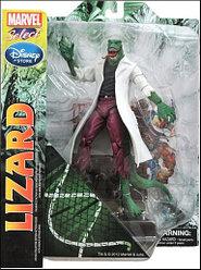 Diamond Marvel Select Lizard, Ящер