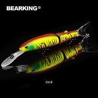 Воблер Bearking Jackall Magallon SS(реплика) (901251=113mm, 16gr, 1,5m, Color B)