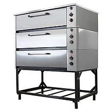 Шкаф жарочно-пекарский Тулаторгтехника ЭШП-3с(у) нерж
