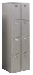 Медстальконструкция Дополнительная секция для шкафа МСК-2944.425 на заклепках (код МСК-2964.400)