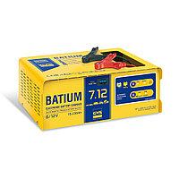 Зарядное устройство GYS BATIUM 7.12 (6/12 В, 105 Вт, 15 A, 4,8 кг)