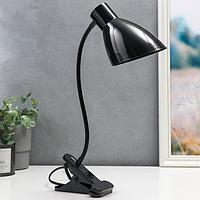 Настольная лампа 16700/1BK Е27 15Вт черный