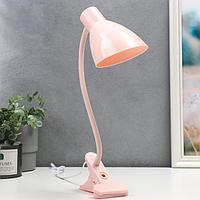 Настольная лампа 16700/1PK Е27 15Вт нежно-розовый