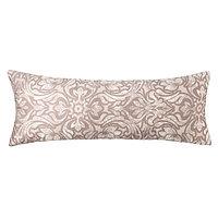 Подушка декоративная 'Этель' Королевский вензель 35х75 см, 100 хлопок, синтепух