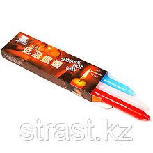 Свечи легкоплавкие для эротических игр SENSUAL HOT WAX, 3 шт