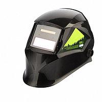 Щиток защитный лицевой (маска сварщика) с автозатемнением Ф1, коробка Сибртех