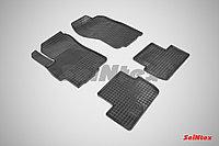 Резиновые коврики для Mitsubishi Lancer X 2007-2015