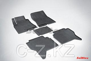 Резиновые коврики для Mitsubishi Pajero - 3 (1999-2006)