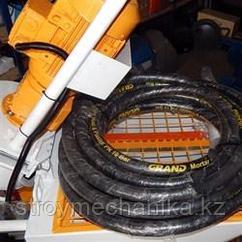 Шланг растворный 25мм для штукатурной станции 15 метров без соединений