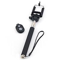 Держатель для селфи CROWN CMSS-001 Black (Bluetooth), фото 1
