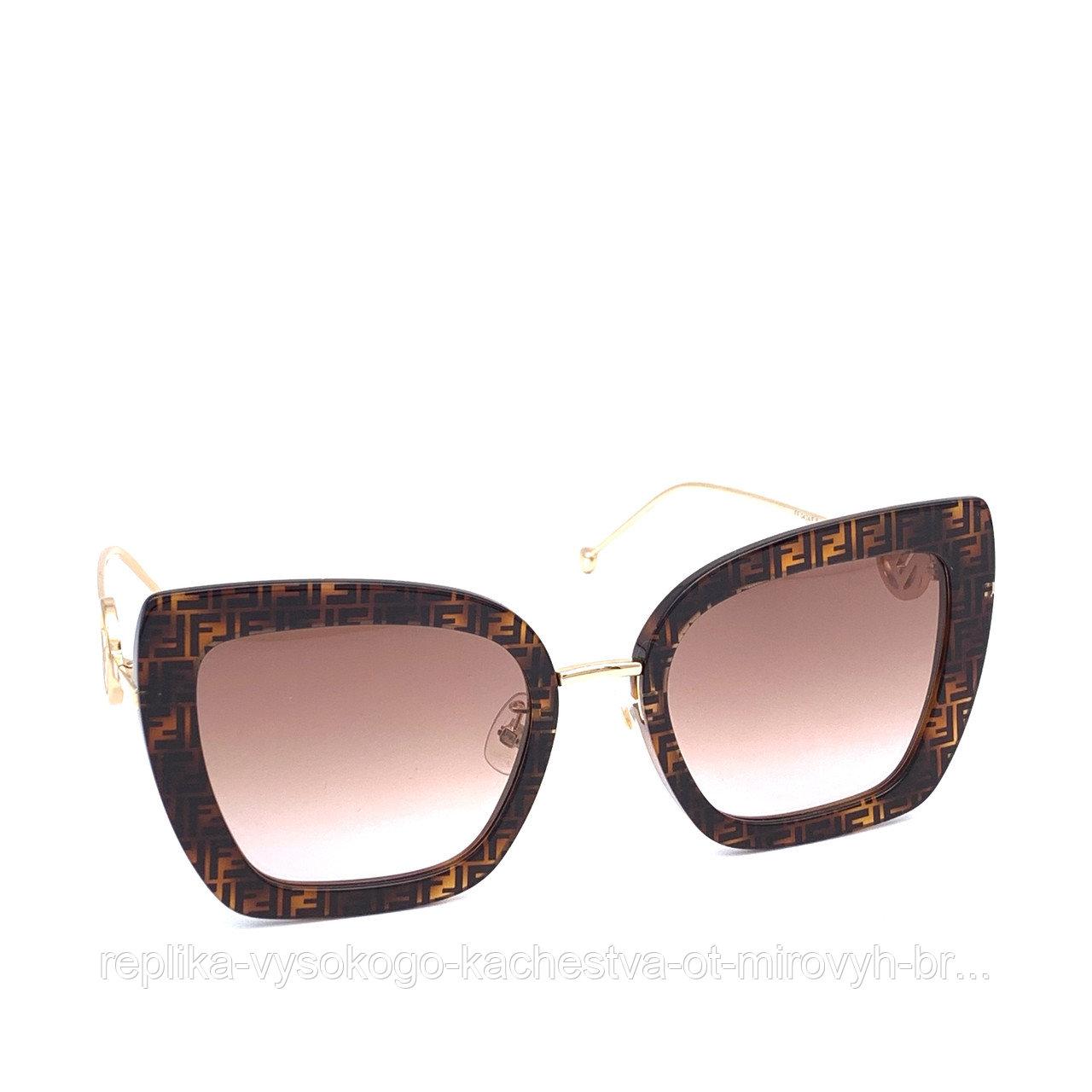 Женские очки Fendi