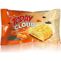Пончик тортик Cloud TODAY c карамелью 50 гр (24 шт в упак)